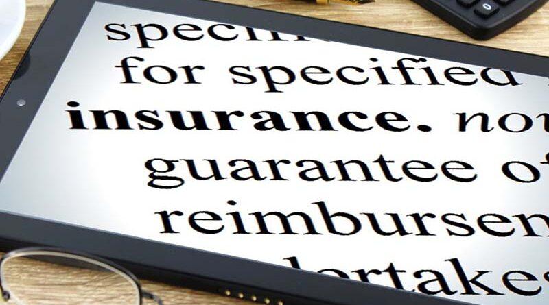 Pojišťovnictví