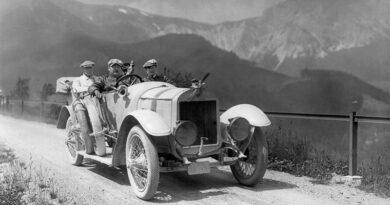 Alpská jízda