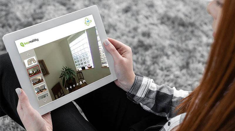 Bez realitky - virtuální prohlídky