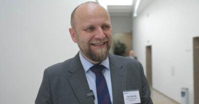Petr Karásek, viceprezident České asociace interim managementu, člen nadnárodní Turnaround Management Association.