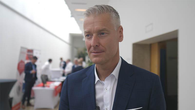 Milan Šlapák, viceprezident Svazu českého leteckého průmyslu