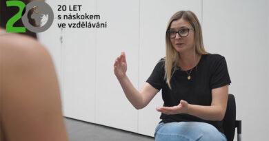 Jana Elich - absolventka ŠAVŠ