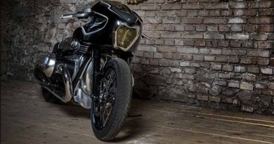 BMW Motorrad Blechmann