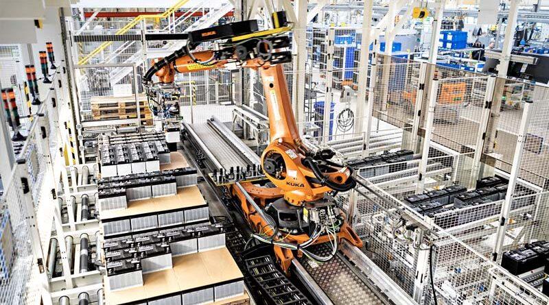 robot Kvasiny