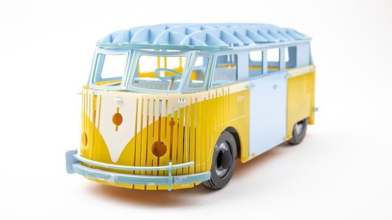 3Dsimo Minivan