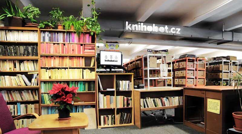Antikvariát Knihobot
