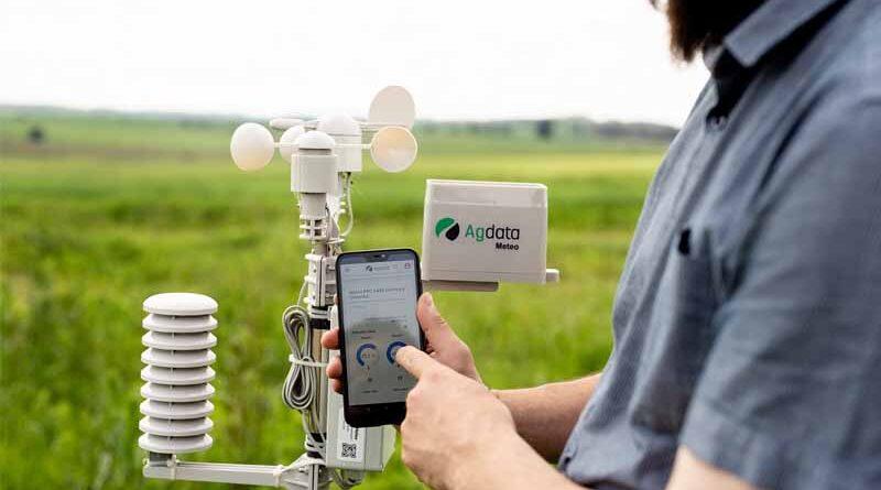 Agdata digitalizace zemědělství