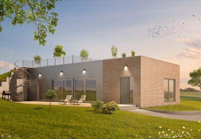 Juooh jsou české modulární domy, které lze rozšiřovat dle životní situace