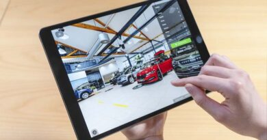 Virtuální showroom Škoda Auto
