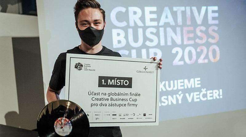 České startupy prokazují globální potenciál, FaceUp bodoval na Creative Business Cupu