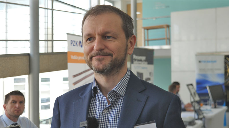 Petr Doubek, product manager Turck