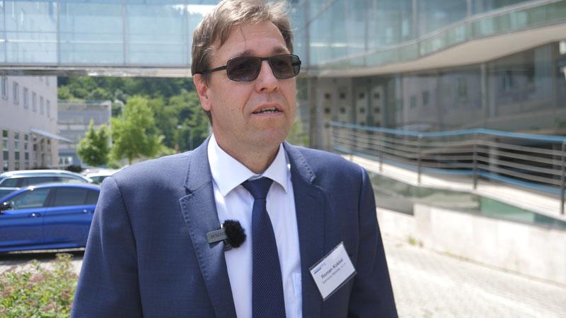 Roman Kokšal, generální ředitel Siemens Mobility