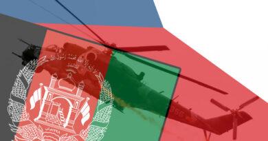 Afghánistán ČR