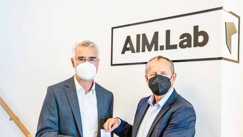 Škoda Auto AIM.Lab